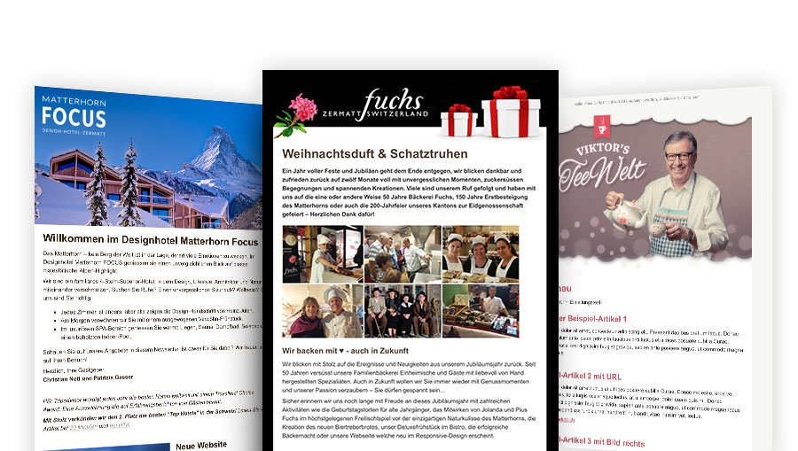 Kundenbindung mit Dodeley Newsletter Marketing