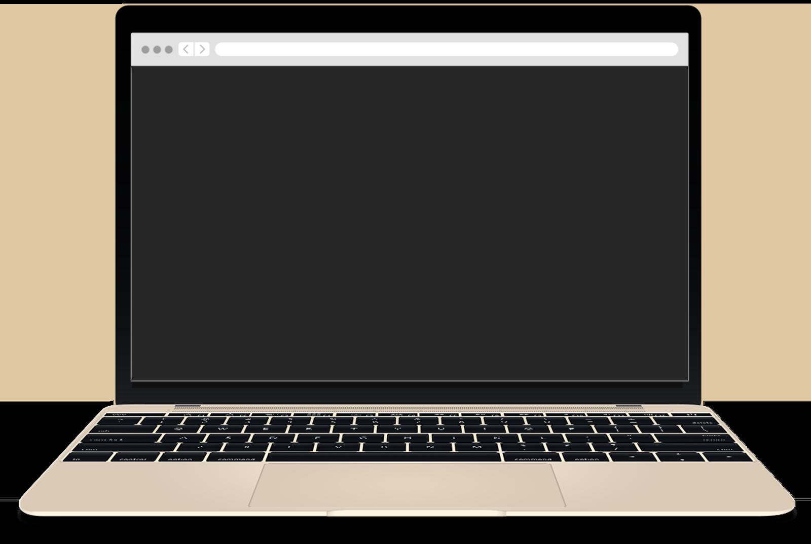 yourBureau Macbook, Webbasierte Schweizer Office Lösung