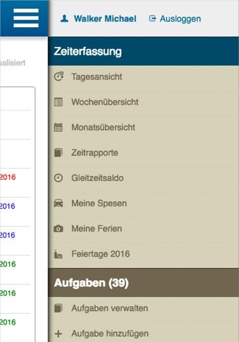 yourBureau - Reponsive optimiert für mobile Geräte, Webbasierte Schweizer Office Lösung